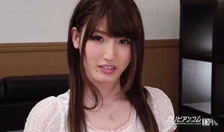Симпатичную японскую студентку сношают на кастинге...