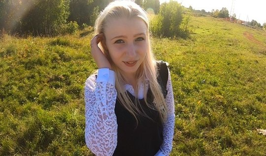 Русская девушка повелась на пикапера и занялась сексом на пр...